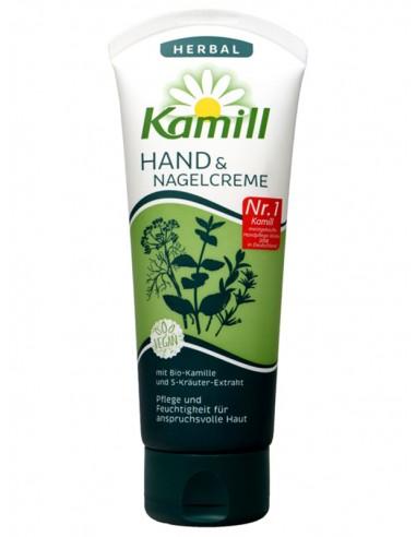 Krem do rąk i paznokci Kamill 100 ml