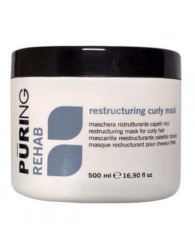 Maska do włosów kręconych loków Puring Rehab 500ml
