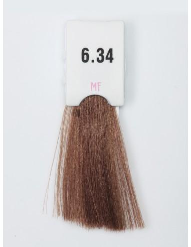Ciemnozłoty Miedziany Blond nr 6.34