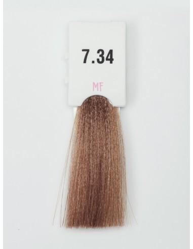 Średniozłoty Miedziany Blond nr 7.34