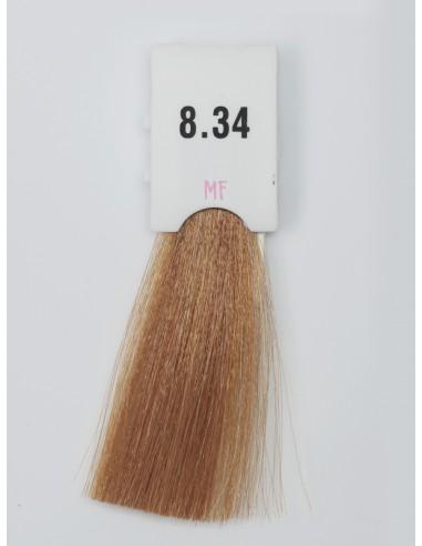 Jasnozłoty Miedziany Blond nr 8.34