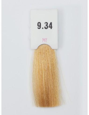 Bardzo Jasnozłoty Miedziany Blond nr 9.34
