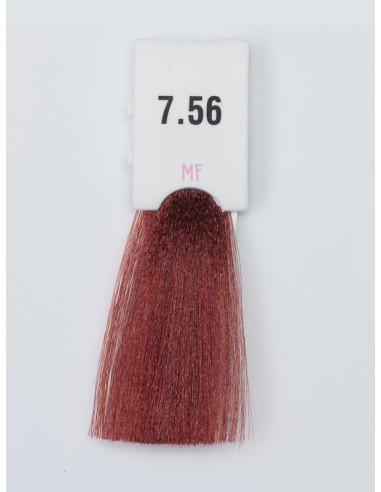 Naturalny Czerwony Jasny Blond nr 7.56