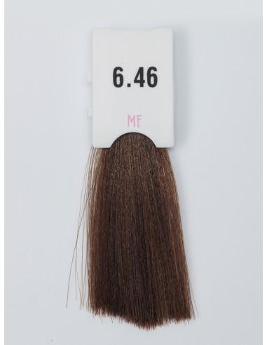 Ciemny Bursztynowy Blond nr 6.46