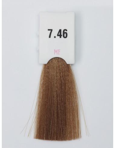 Średni Bursztynowy Blond nr 7.46