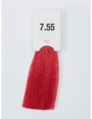 Intensywny purpurowy czerwony nr 7.55